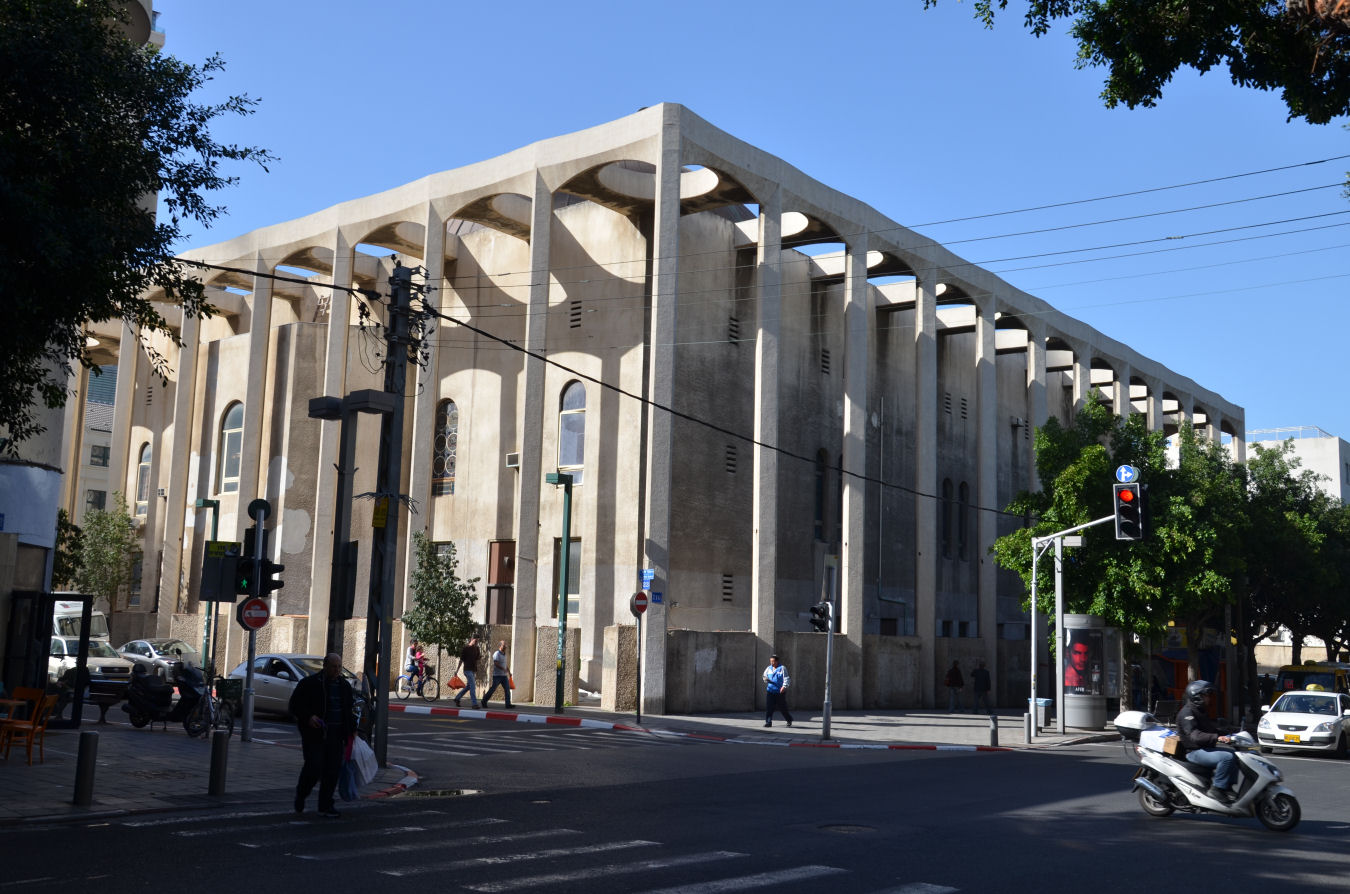 synagoga tel aviv israel