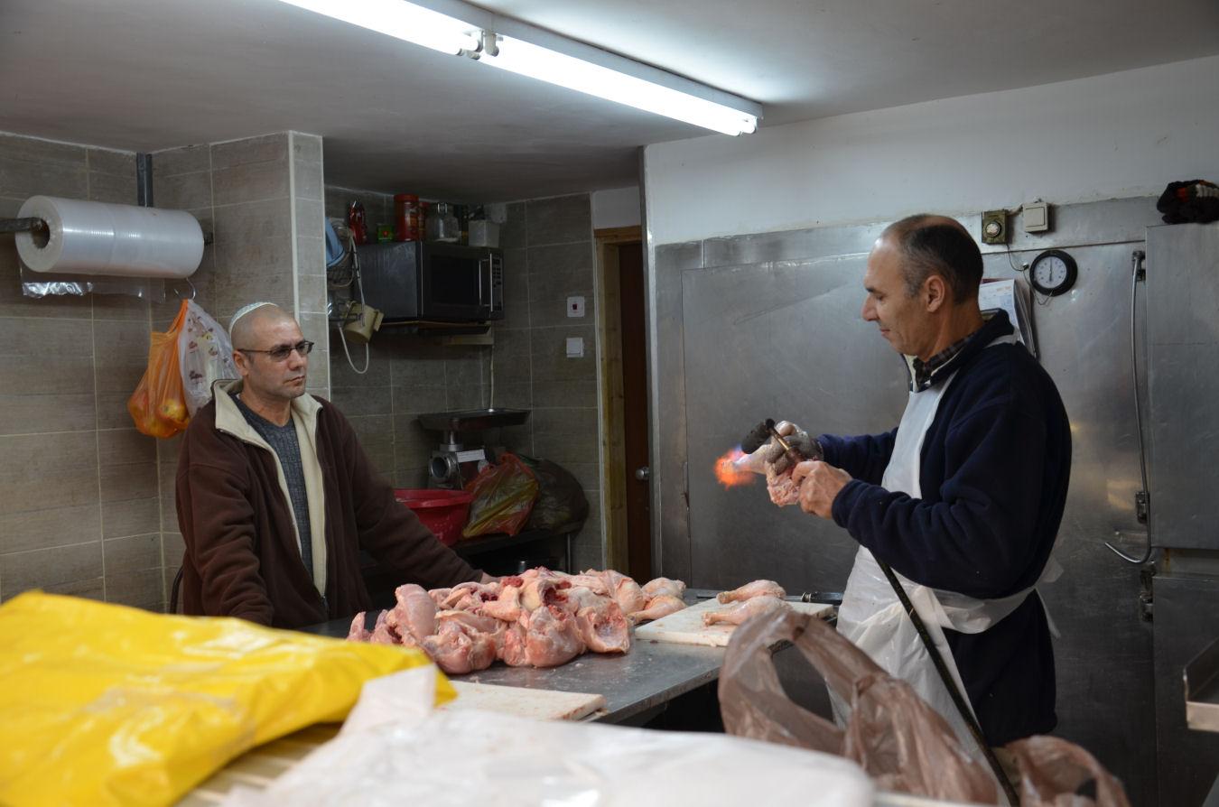 izrael tel aviv karmelsky trh