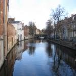 Bruggy – belgické město, kde se zastavil čas