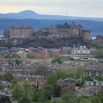 Edinburgh – druhé nejnavštěvovanější místo v UK