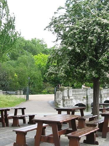 Hyde Park v Londýně