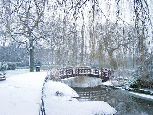 Regent's Park Londýn