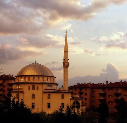 Mosque Ankara