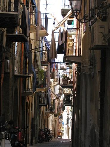 ulice palerma