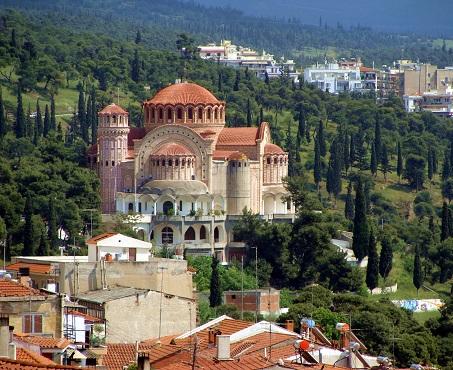 Chrám sv. Pavla v Soluni