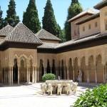 Alhambra. Perla vsazená do smaragdu