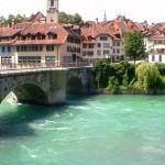 Bern – švýcarské krásné město