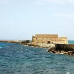 Heraklion (Iraklio) – v srdci ostrova Kréty