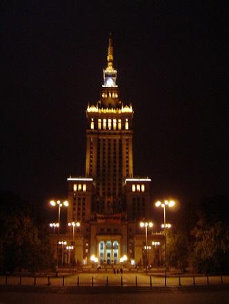 Kulturní palác ve Varšavě