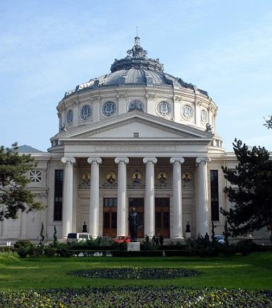 Atheneum v Bukurešti