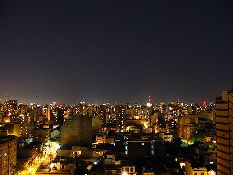 Buenos Aires v noci