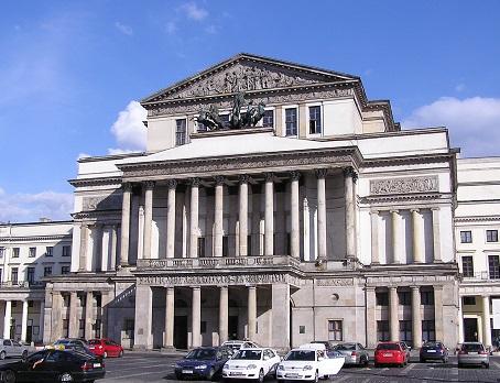 Velké divadlo ve Varšavě