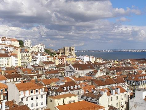 Lisabon je krásné město