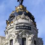 Madrid – španělská metropole