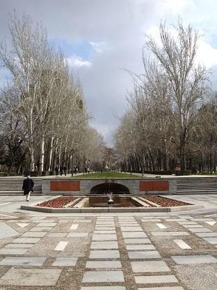 Madridský park