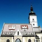Záhřeb (Zagreb) – symbol Chorvatska