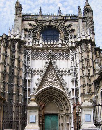Sevillská katedrála
