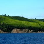 Evia (Euboia) – druhý největší řecký ostrov