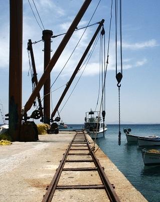Naxos je plný rybářských vesniček...