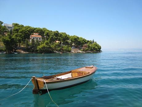 Parádní klid na ostrově Brač