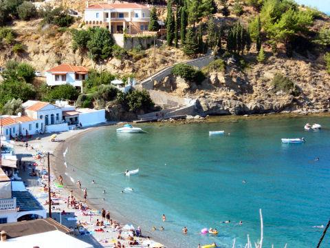 Na ostrově Chios najdete pověstný řecký klid..