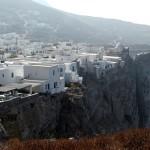 Ostrov Folegandros – jako ostrov pirátů