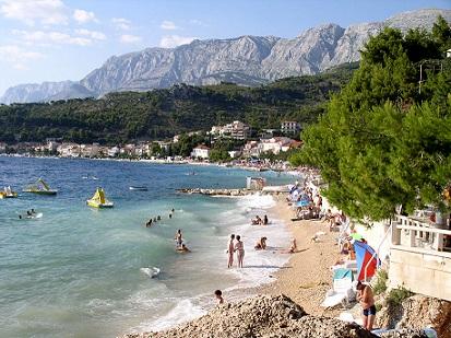 Dalmácie nabízí super pláže