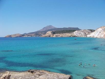 Na ostrově Milos