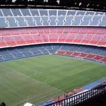 Stadion Nou Camp – takřka posvátné místo v Barceloně