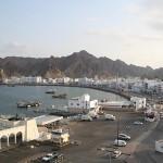 Ománské hlavní město Maskat (Muscat) – město s vůní kadidla