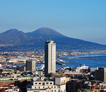 Neapol patří k nejkrásnějším italským městům...