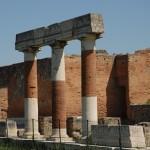 Pompeje – město, které příroda nešetřila
