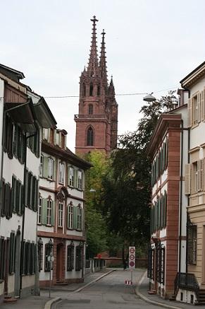 Basilej je 3. největší město ve Švýcarsku...