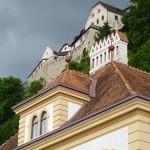 Vaduz – malinké, krásné hlavní město