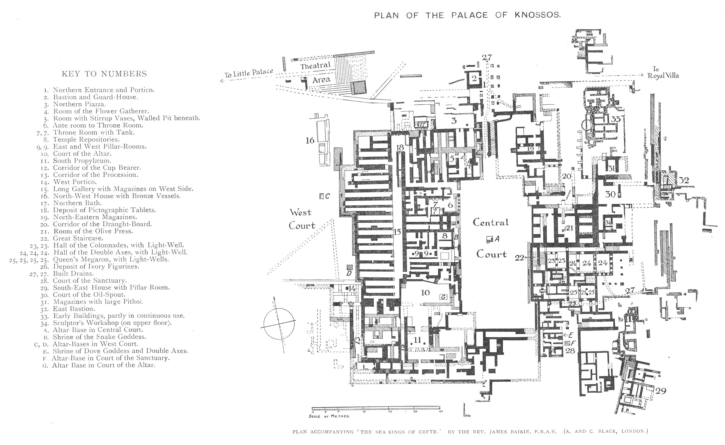 knossos_palace_plan