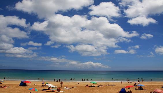 Porto Santo: Věděli jste, že místní písek léčí?