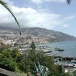 Funchal – hlavní město jara a ostrova Madeira