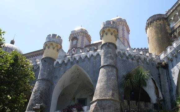 Sintra v Portugalsku - Zdroj obrázku: Freeimages.com / fatboyfash