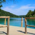 Plitvická jezera v Chorvatsku
