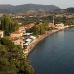 Lesbos (Lesvos) – třetí největší řecký ostrov na dosah od turecké pevniny
