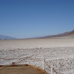 Údolí smrti – Death Valley v Americe