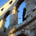 Pula v Chorvatsku – jedno z nejstarších měst na Istrii