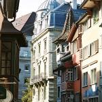 Curych – malé město, mnoho krásy