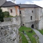 Hrad Sovinec – krásný hradní komplex v okrese Bruntál
